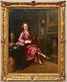 Jonathan richardson, ritratto del figlio dell'artista nel suo studio, 1734 ca., 01.jpg