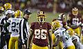 Jordan Reed, Redskins v Packers Jan 2016.jpg