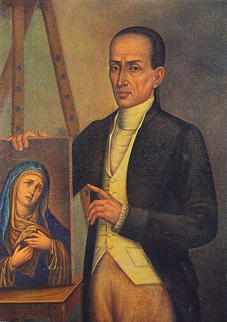 Puerto Ricans - José Campeche is the first known Puerto Rican visual artist.