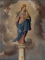 José Campeche y Jordán - La Virgen del pilar - 1996.91.8 - Smithsonian American Art Museum.jpg