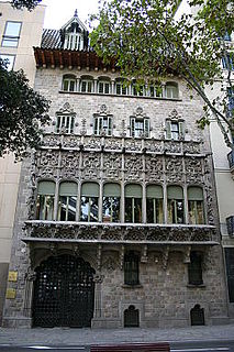 cultural property in Barcelona