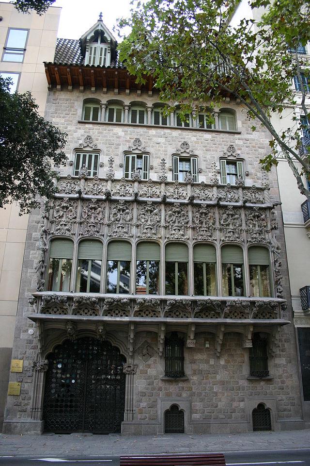 Palau Baró de Cuadras