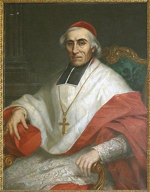 Joseph-Hippolyte Guibert - Cardinal Guibert