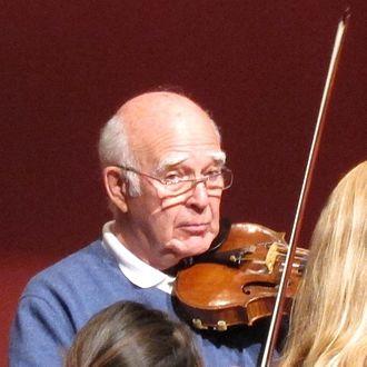 Joseph Silverstein - Silverstein in 2011