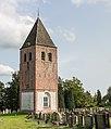 Joure. Kerktoren van Westermeer. Geert Knolweg 4 (Rijksmonument) 02.jpg