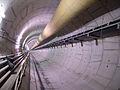 Journées du patrimoine 2011 - visite du tunnelier Elodie - prolongement de la ligne 12 (RATP) 2.jpg