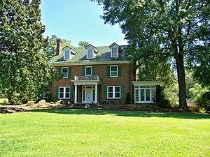 East Marion–Belvedere Park Historic District - Julius Suttle House