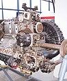 Jumo 213 A-G1 im Technikmuseum Hugo Junkers Dessau 2008-08-06 Detail 02.jpg