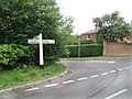 Junction of Golding Lane with Hammerpond Road - geograph.org.uk - 434686.jpg