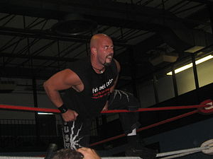 Justin Credible - Credible in 2007