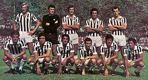 1974–75 Serie A - Image: Juventus FC 1974 75 (edited)