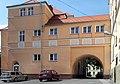 Kłodzko, zespół szpitalny, budynek neurologii 06.JPG