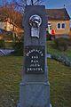 Kříž v jižní části obce, Želetice, okres Hodonín.jpg
