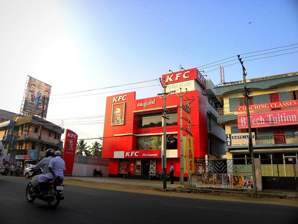KFC Polayathode, Kollam city