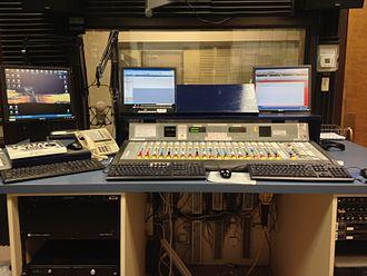 KGNC - The KGNC-AM control board