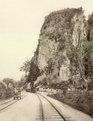 KITLV - 79952 - Kleingrothe, C.J. - Medan - Station at the Batu Caves in Kuala Lumpur - circa 1910.tif