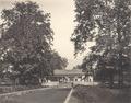 KITLV 100526 - Unknown - Pavilion in a park, presumably in Kashmir in British India - Around 1870.tif