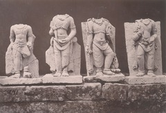 KITLV 87705 - Isidore van Kinsbergen - Hindu-Javanese sculptures from the Dijeng plateau - Before 1900.tif