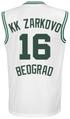 KK Zarkovo No.16 home jersey.png