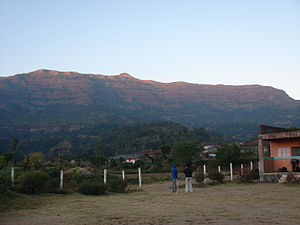 Kalsubai - Kalsubai, highest peak in Maharashtra.