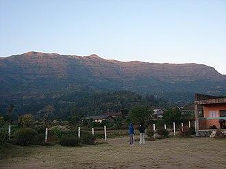 Kalsubai - Kalsubai, highest peak in Maharashtra.