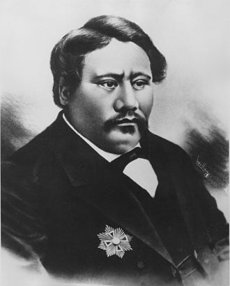 Kamehameha V - Image: Kamehameha V, retouched photo by J. J. Williams