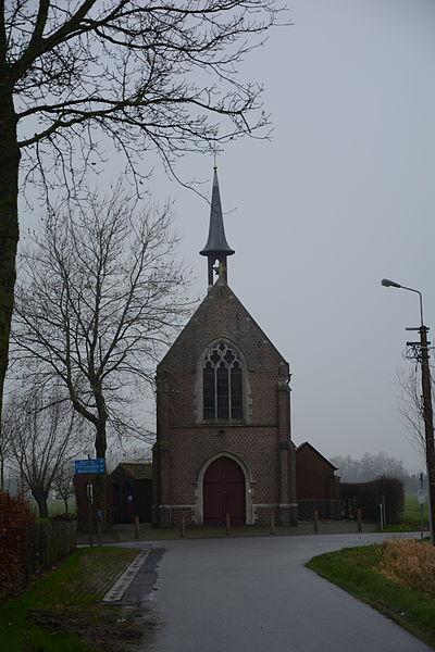 Kapel Onze-Lieve-Vrouw van Kleem,  Kaprijke