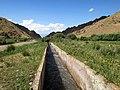 Kara-Kehe valley, view to N, Kyrgyzstan - panoramio.jpg