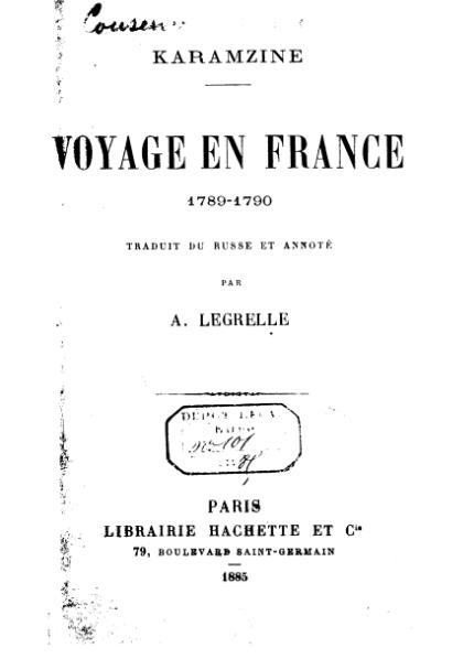 File:Karamzine - Voyage en France 1789-1790, 1885.djvu