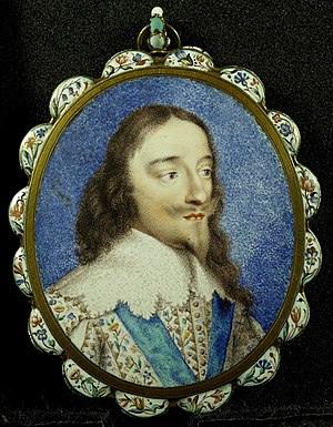 Karel I (1600-49), koning van Engeland Rijksmuseum SK-A-4370