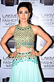 Karisma Kapoor walks the ramp at LFW 2014.jpg