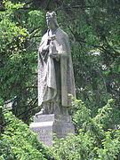 Памятник королю Карлу IV