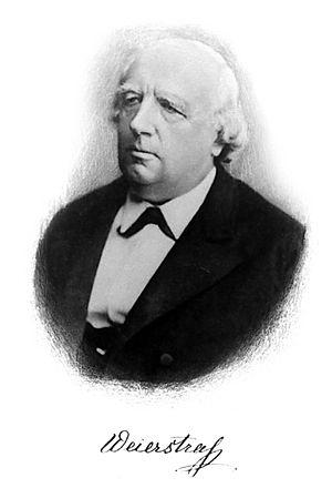 Karl Weierstrass