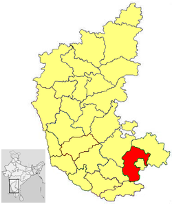 Agasarahalli (Hosakote) is in Bangalore Rural district