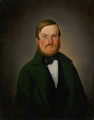 Portrait of Sigismund Tibély