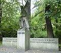 Karviná, Doly, památník padlým ve II. světové válce (5).JPG