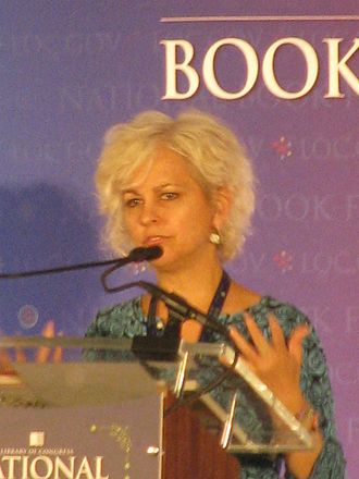 Kate DiCamillo - DiCamillo at the 2014 National Book Festival