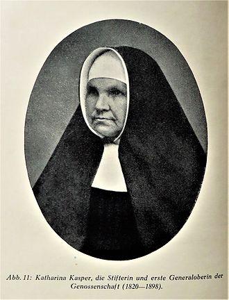 Dernbach, Westerwaldkreis - Katharina Kasper (1820 - 1898)