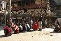 Kathmandu, Basantapur, People, Nepal.jpg