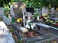 Katowice - Cmentarz przy ul. Francuskiej - Chłopiec 01.JPG
