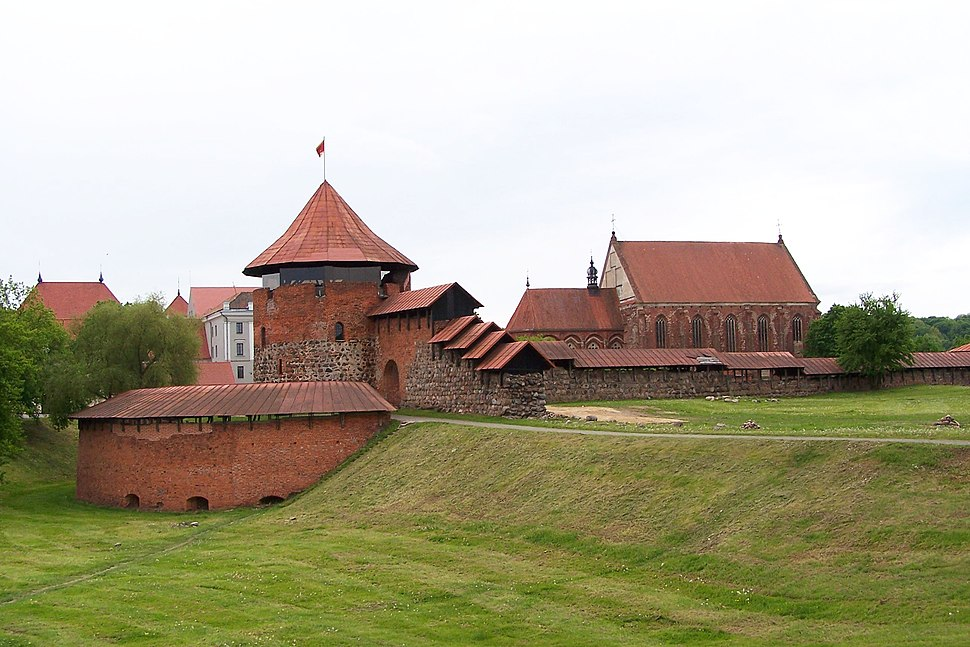 Kaunas - Castle 01