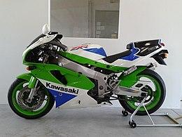 Kawasaki Zreview