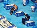 Kazan 2015 - Morozov and Ervin 50m freestyle swim-off.jpg