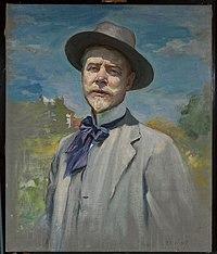 Kazimierz Mordasewicz - Autoportret 1907.jpg
