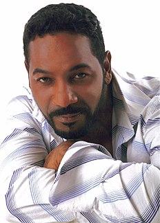 Keith Washington American singer