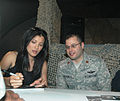 Kelly Hu at Bagram Airfield.jpg