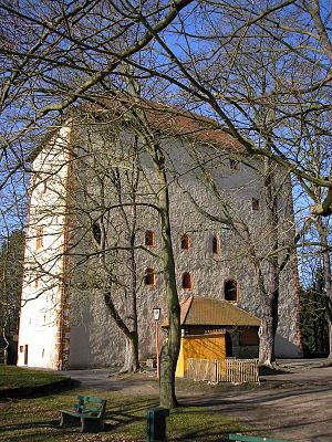 Orlamünde - Orlamünde Castle