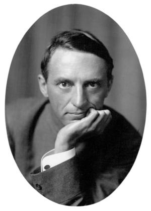 Kenneth Morris (author) - Kenneth Morris, 1920s.