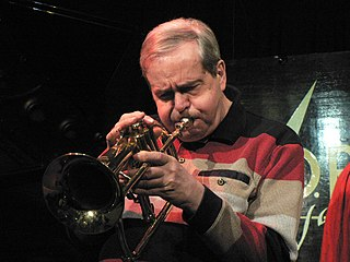 Kenny Wheeler Canadian composer and trumpet and flugelhorn player