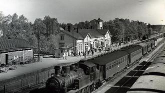 VR Class Pr1 - Pr1 775 at Kerava station